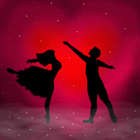 Dancers in love - Relationship Issues